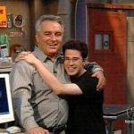 "A hug from a ""friend"""