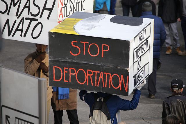 Stop EU Deportation!