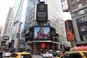 TWiT Put Up a Billboard in Times Square